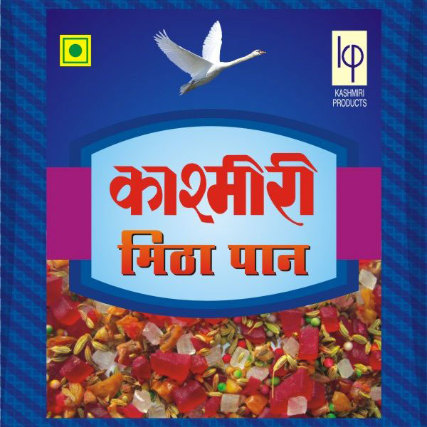 Top quality kashmiri-Mitha-pan-fennel-seeds-Pouch
