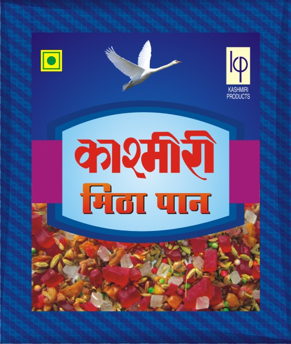 Top quality kashmiri-Mitha-pan-fennel-seeds-Pouch